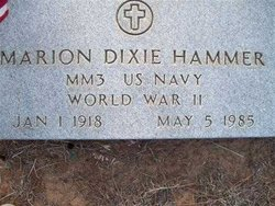 Marion Dixie Hammer