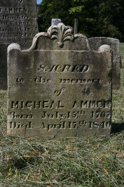 Michael Ammen
