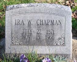 Ira Wilson Chapman