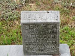 Benjamin Bingaman