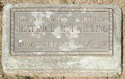 Beatrice Bea <i>Mower</i> Twilling