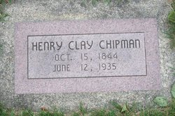 Henry Clay Chipman