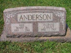 J. Hoyt Anderson