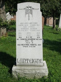 Alcide Lanteigne
