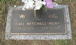 Carl Mitchell Hunt