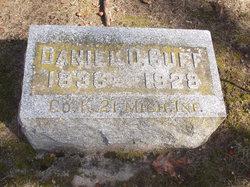 Daniel O. Cuff