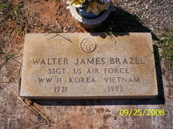 Walter James Brazel