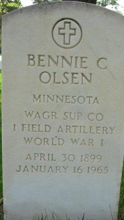 Bennie Clarence Olsen