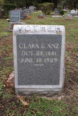 Clara C Anz