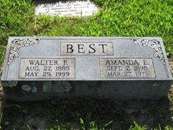 Walter Freeman Best