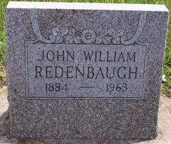 John William Bill Redenbaugh