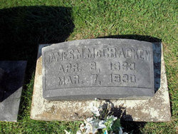 James Marion McCracken, Jr