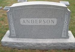 Emma M <i>Apgar</i> Anderson