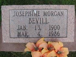 Josephine <i>Morgan</i> Bevill