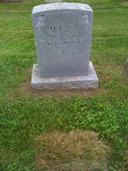 Ethel Irene <i>Baer</i> Metz