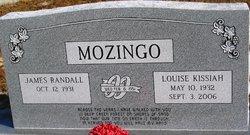 Louise <i>Kissiah</i> Mozingo