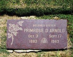 Primrose <i>Davies</i> Arnold