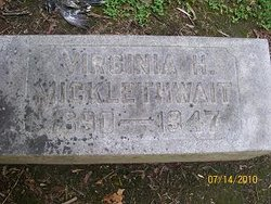 Virginia B. <i>Hildinger</i> Micklethwait