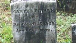 Martha Bevans