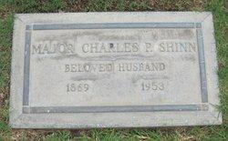Maj Charles P Shinn