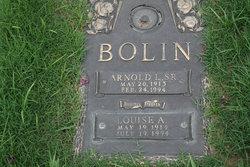 Arnold L Bolin, Sr