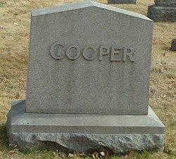 Jane O <i>Barnes</i> Cooper