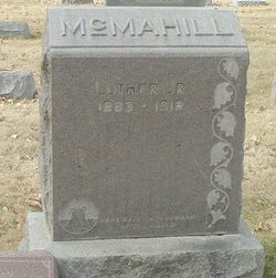 Luther McMahill, Jr