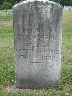 Abijah Jackson