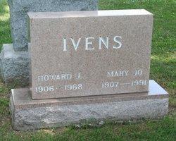 Mary Jo <i>Allington</i> Ivens