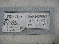 Sophia Princess <i>Taylor</i> Bambrough