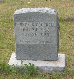 George B Cockrell