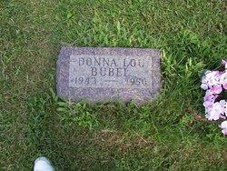 Donna Lou Bubel