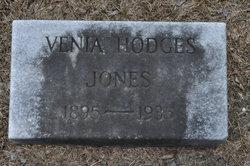 Venia <i>Hodges</i> Jones