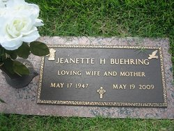 Jeannette H. Buehring