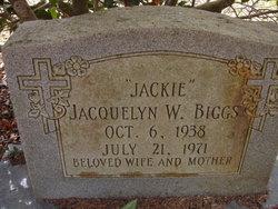 Jacquelyn W. Jackie Biggs