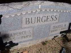 Clarence Synica Burgess