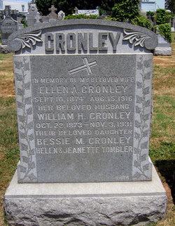 Bessie M Cronley
