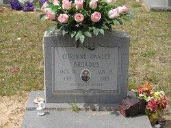 Corinne <i>Danley</i> Broadus
