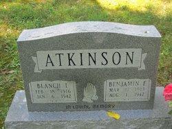Blanch I <i>McNealy</i> Atkinson