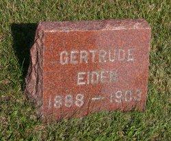 Gertrude Helena Eiden