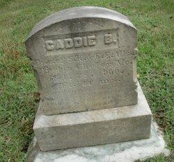 Caddie B Allen