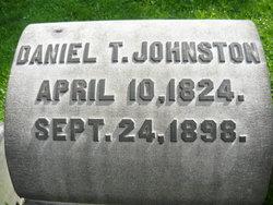 Daniel T Johnston