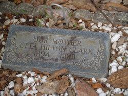 Etta <i>Hilton</i> Clark