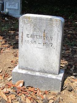A. J. Eavenson