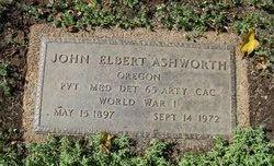 John Elbert Ashworth