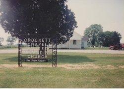 Crockett Chapel Cemetery