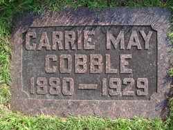 Carrie May Cobble