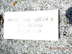 Annie Mae Adcock