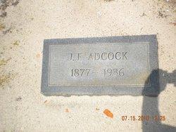 James Earnest Adcock