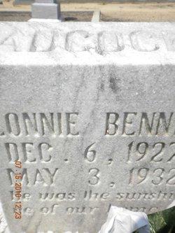 Lonnie Bennie Adcock